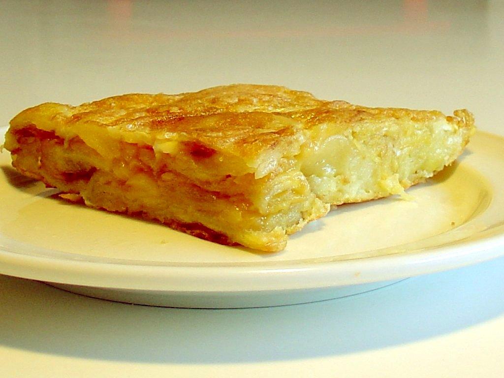 Tortilla de patatas Bar Izaro
