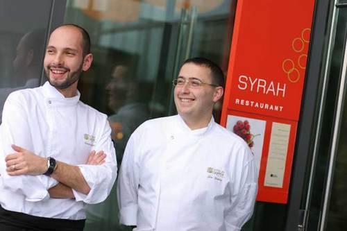 Restaurante Syrah Restaurant José Sánchez y Xavier Gruber