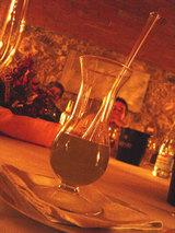 Vasija con el exquisito aceite de arbequina