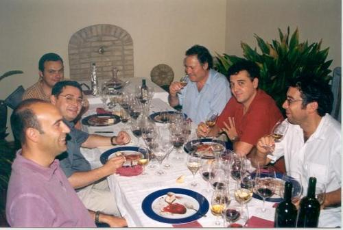 Restaurante Ca Pepico Cena en Casa Pepico con Toni Sarrión y Pablo Calatayud