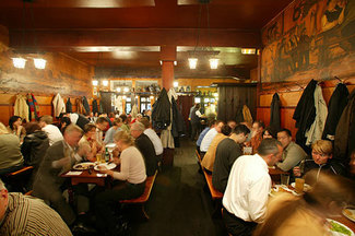 Restaurante Adolf Wagner en Frankfort, Kentucky (Alemania)