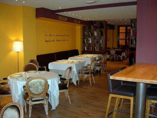 Restaurante en Valencia El comedor