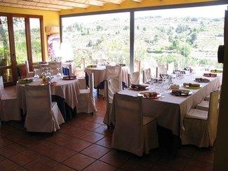 Restaurante La Montaña en Cocentaina