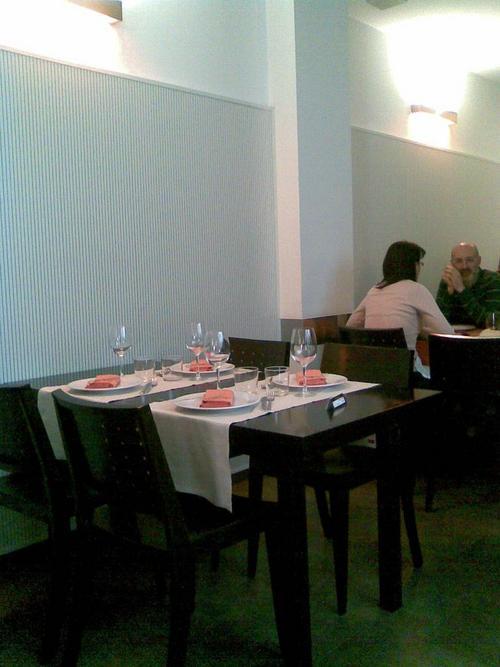 Restaurante en El Palmar Interior