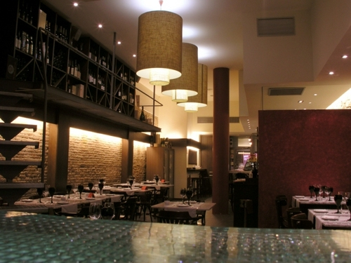 Restaurante Rosal 34 Comedor