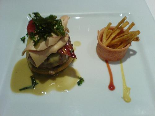 Restaurante La Salita Mac Foie