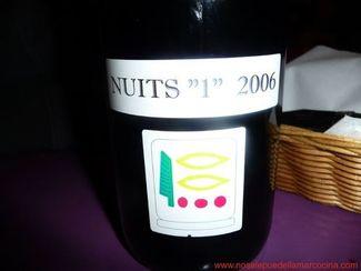 el vino que tomamos