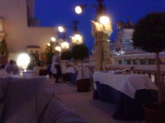 Restaurante La Terraza del Casino en Madrid