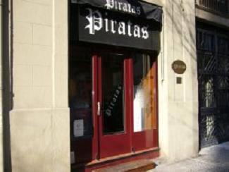 Restaurante Piratas en Barcelona