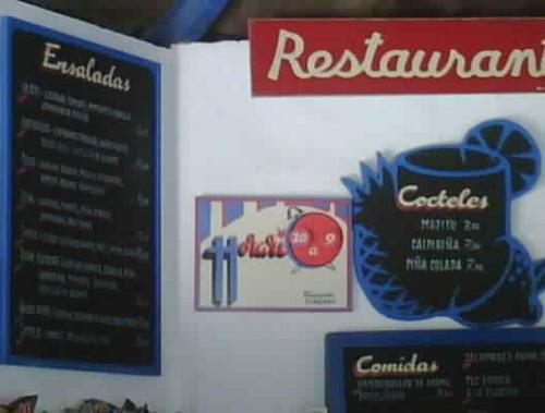 Restaurante Chiringuito Tangana