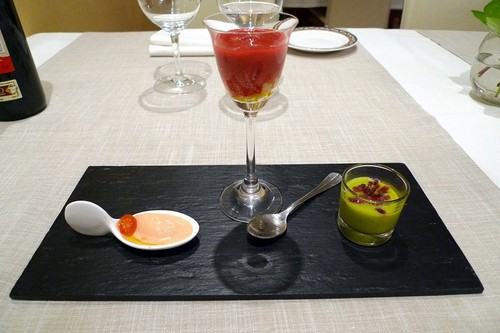 Victor Gutierrez en Salamanca aperitivos