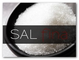 carta de menus Sal Fina