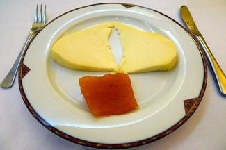 queso con dulce de calabaza