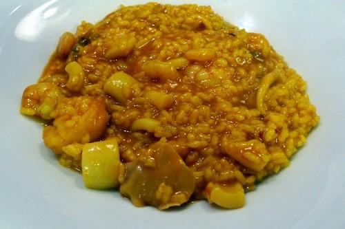 Restaurante L'Alfabega arroz del senyoret