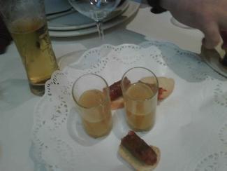 Restaurante Pirineos en Valencia