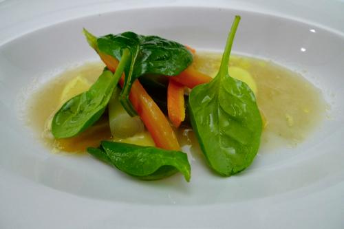 Riff verduras frescas de cocido