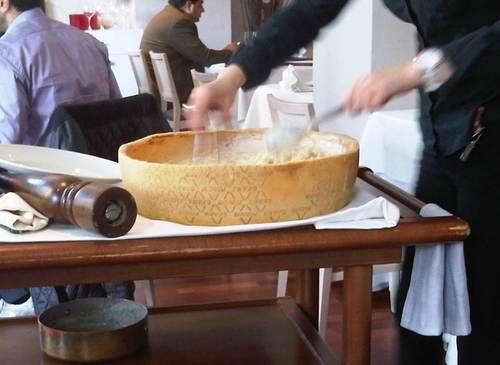 "Restaurante en Girona ""tagliatelli giovanny"""
