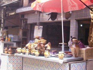 Restaurante Chez Lamine en Marrakech