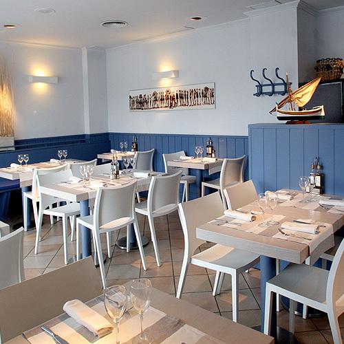 Restaurante la mar salada barcelona for Restaurante la campana barcelona