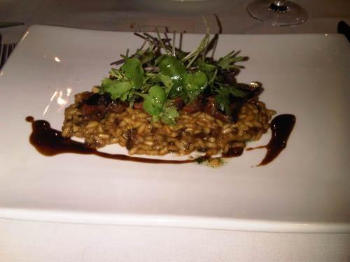 Restaurante El Celler de Can Roca arroz de colomí