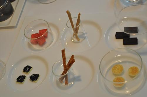 The Mirror en Barcelona Petit Fours