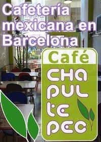 Café Chapultepec en Barcelona