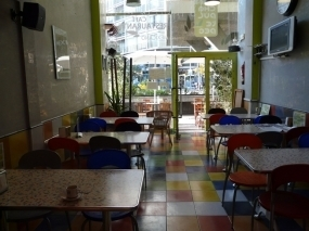 Café Chapultepec Comedor