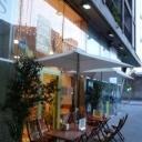 Restaurante Café Chapultepec Terraza exterior