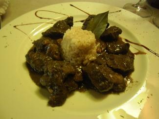 Restaurante Ansils en Anciles (Benasque)