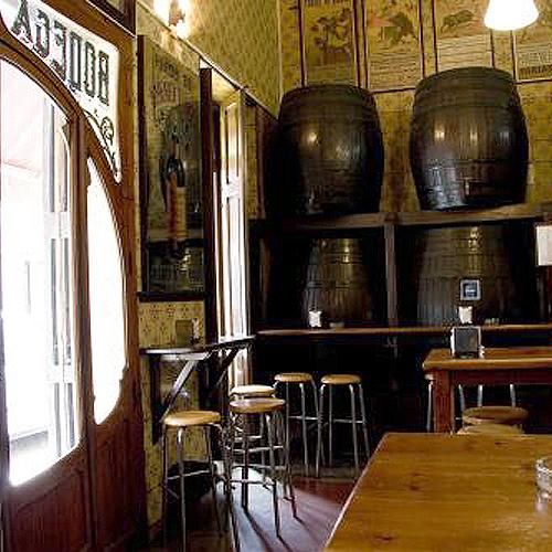 Restaurante Bodega Montaña