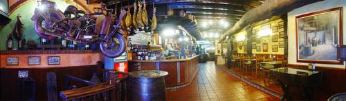 Restaurante El lagar de isilla Barra Rte El Lagar de Isilla