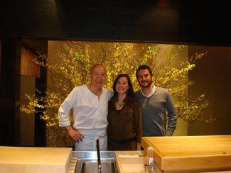 Restaurante Masa en New York