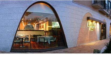 Restaurante Urkiola Mendi imagen de la fachada del Urkiola Mendi