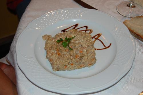 Serbal en Jaca Buen risotto