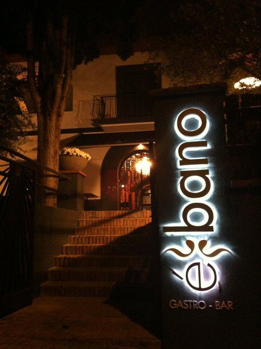 Ébano Gastro-Bar en Bellaterra