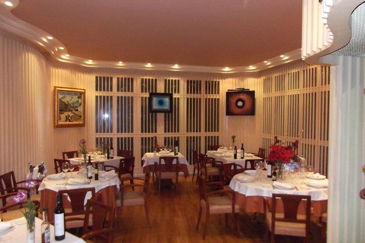 Restaurante Restaurante Antonio comedor del restaurante