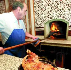 Restaurante Nazareno en Roa de Duero
