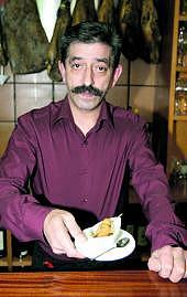 Los Caprichos de Meneses en Zamora El Sr. Alfonso Meneses
