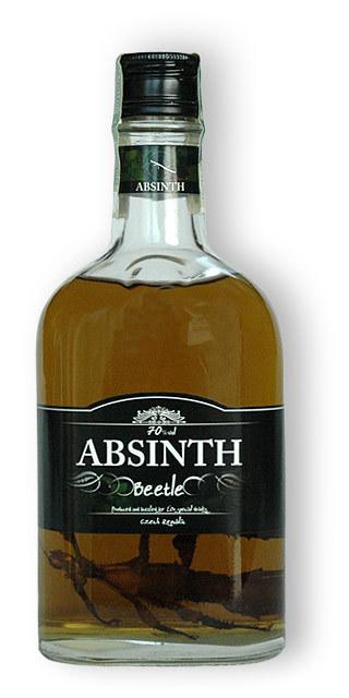 Absinth Beetle