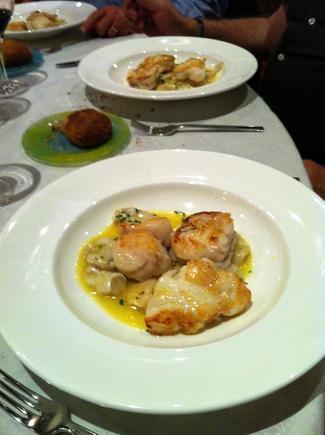 Restaurante La Corrada del Obispo en Oviedo