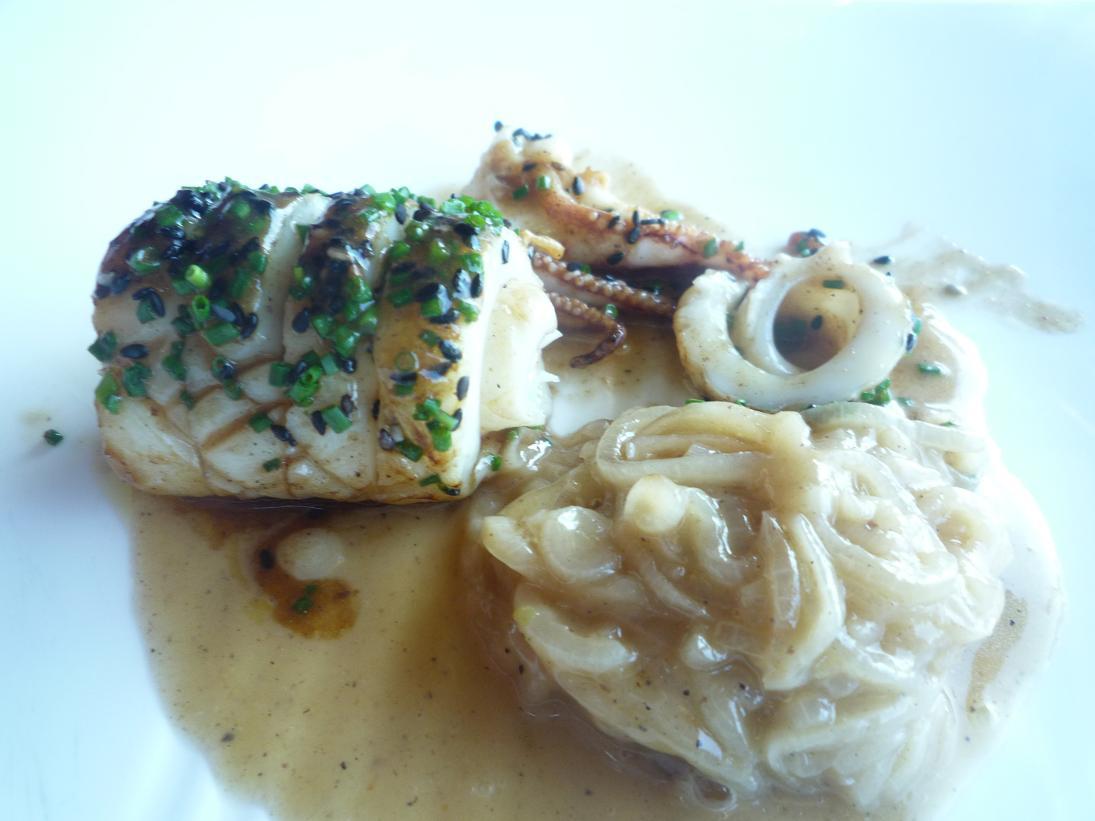Restaurante en Amorebieta-Etxano chipiron