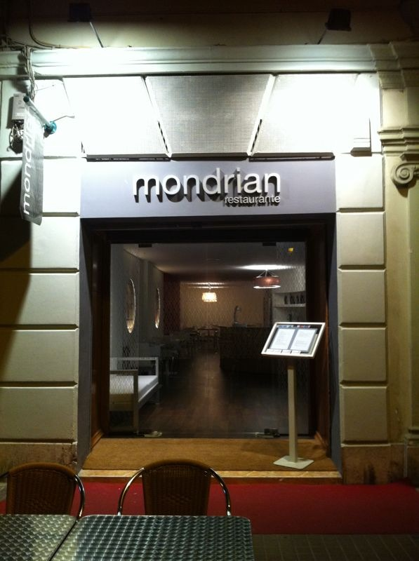 Mondrian en Valencia