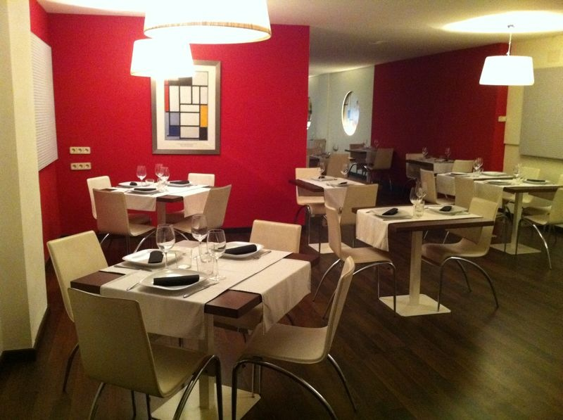Restaurante Mondrian