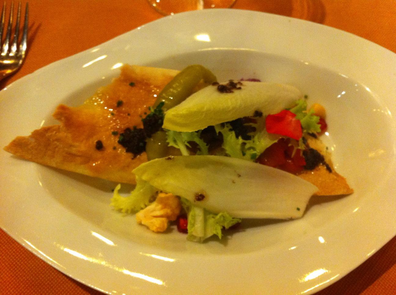 Restaurante en Vacarisses Una ensalada que me hago mejor en casa