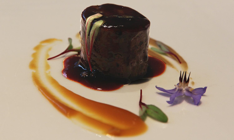 Restaurante en Girona Royal de oca.