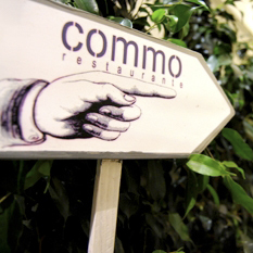 Restaurante Commo Fusion