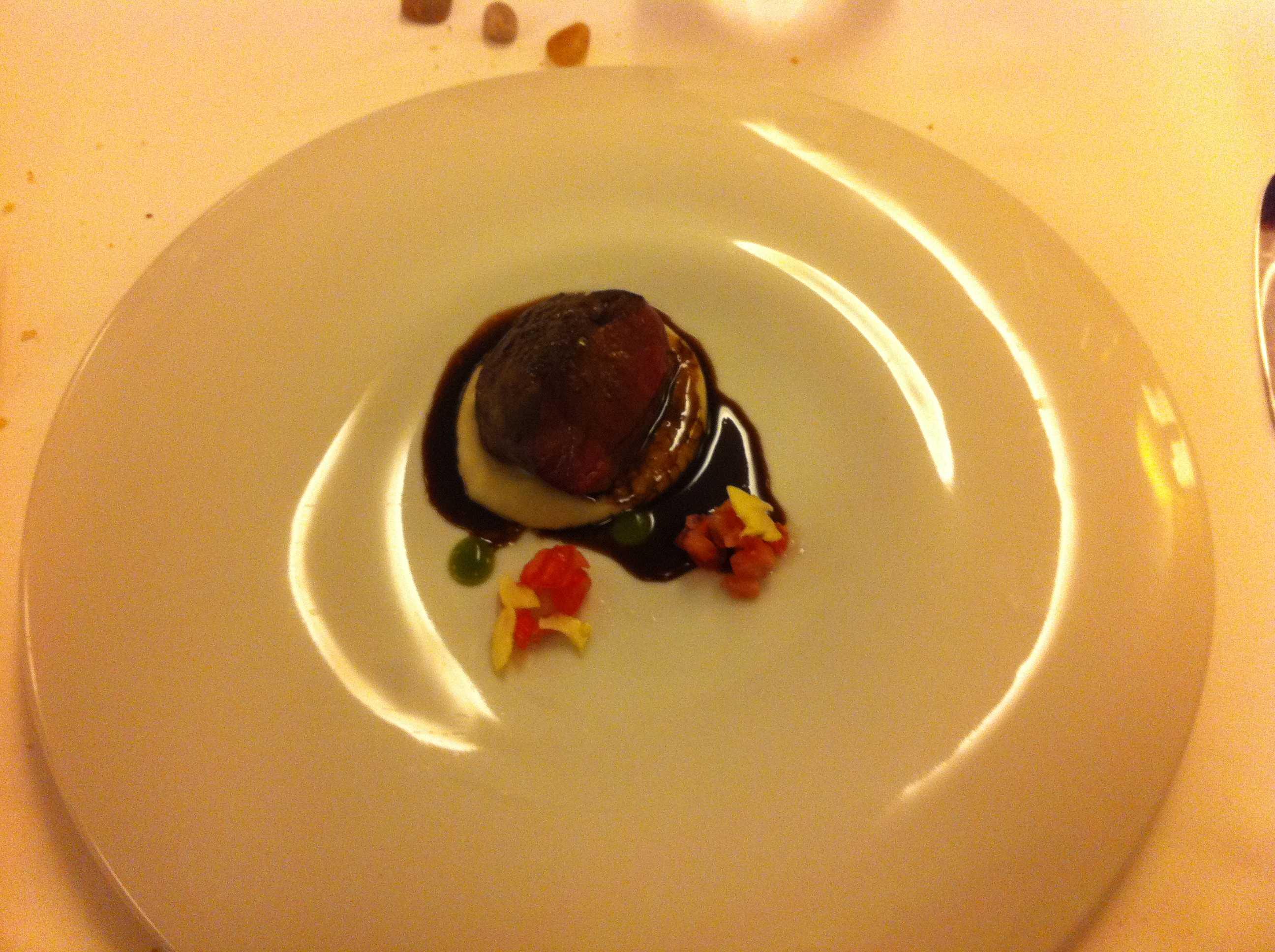 Restaurante en Almansa Lomito de cierva