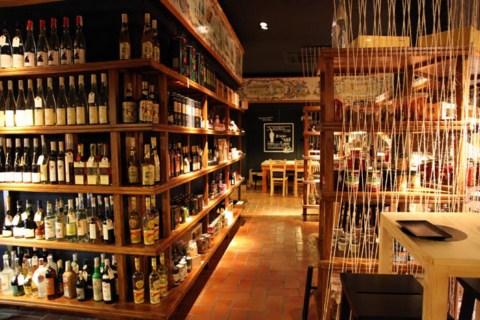 Restaurante en Valencia Coloniales Huerta