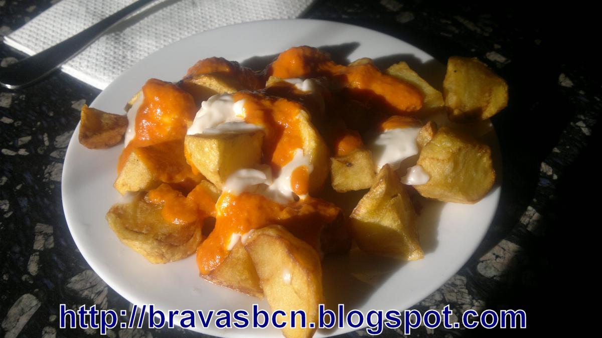 Restaurante Morryssom Las bravas