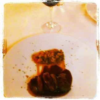 Restaurante Balzac (CERRADO) en Madrid